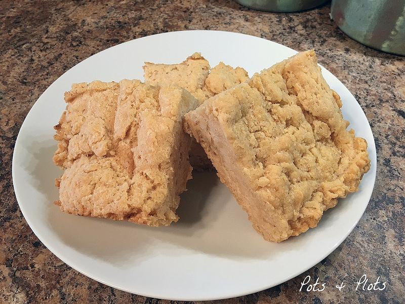 Gluten Free Dairy Free Butter Dip Biscuits ⋆ Kait Nolan